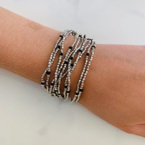 Bracelets Multirangs NATARAJ Collection